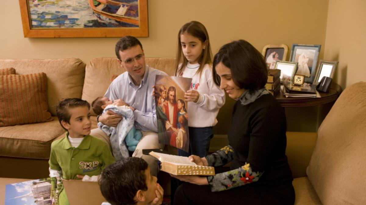 Gezinsavond maakt van elke maandag een internationale dag van het gezin